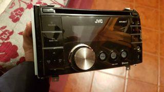 Radio Cd Bluetooth doble din JVC