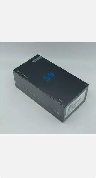 Samsung s9 dual sim ( DUOS )
