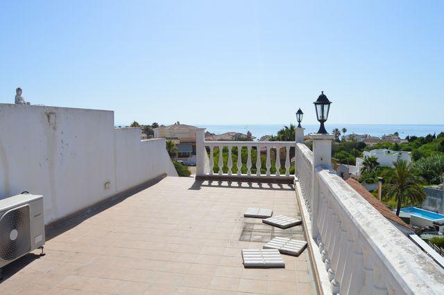 Bonita casa adosada en el Faro de Mijas (El Faro, Málaga)