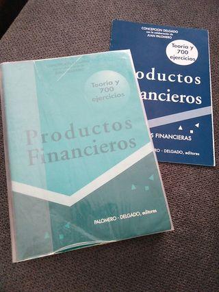 libro productos financieros