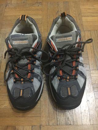 Zapatillas de montaña y trekking
