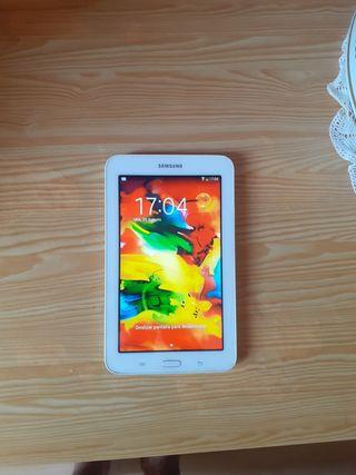Tablet Samsung Tab 3 Lite en perfectas condiciones