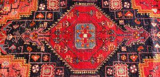 Caucasia Alfombra Persa Antigua