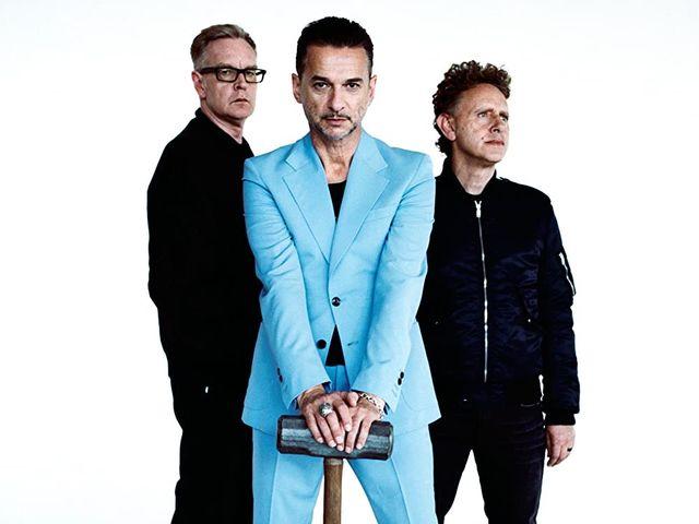 Depeche Mode vinyl bundle