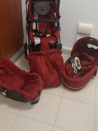 3 Piezas Carro Bebe