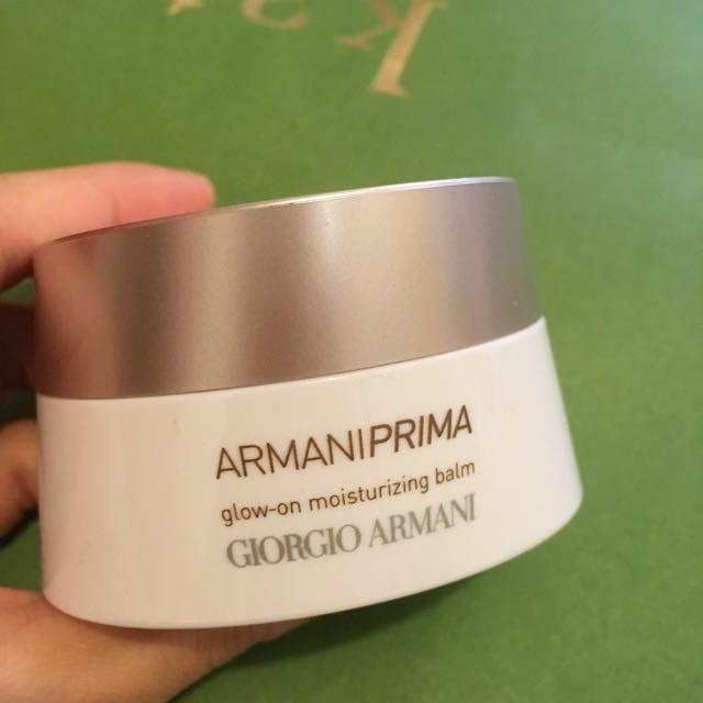 Giorgio Armani Glow Moinsture Balm .