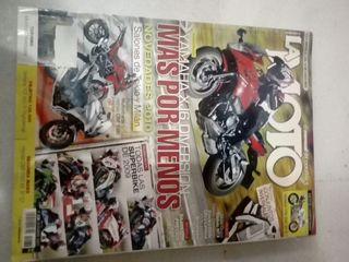 revista la moto número 236