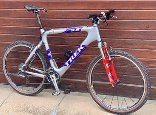 bici trek 9.8 oclv año 2001