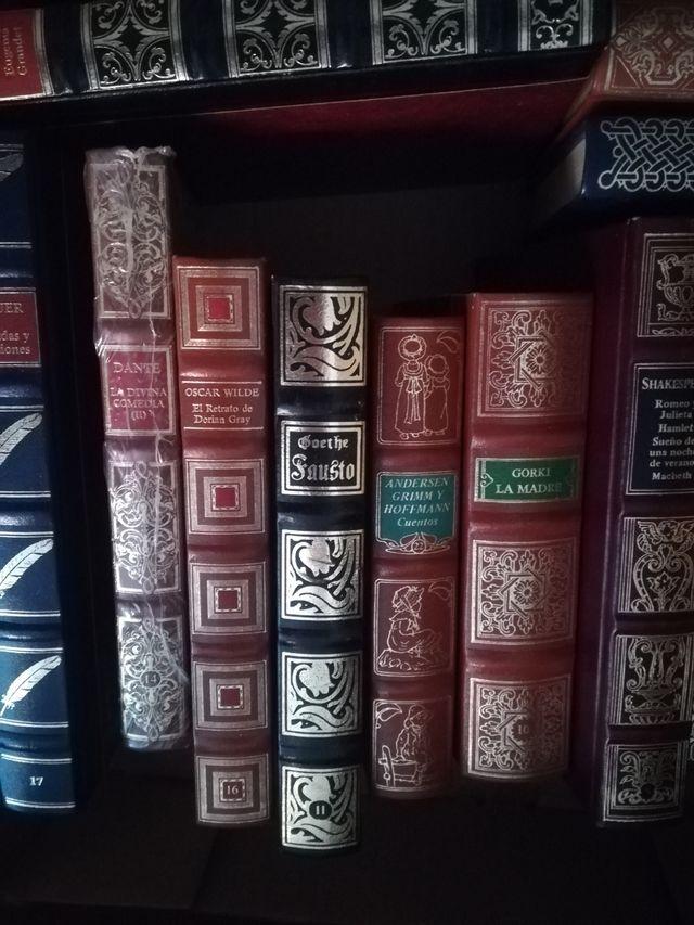 LIBROS DE LA LITERATURA