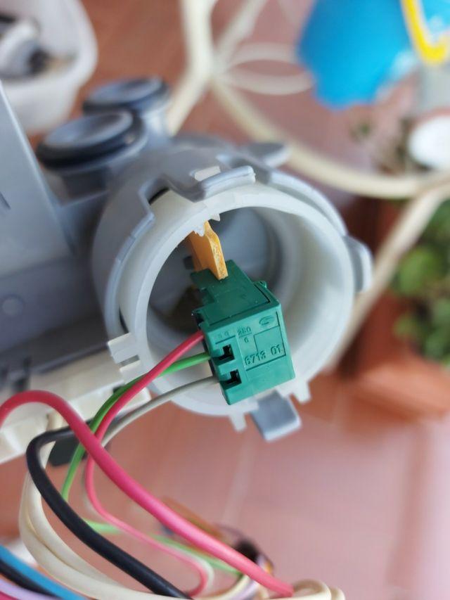 Sonda agua lavavajillas Siemens