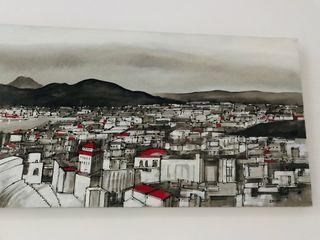 Pintura al óleo - autor Soler