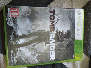 juegos Xbox 360 tomb raider