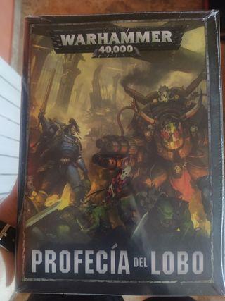 Castellano Warhammer 40.000:Profecía del Lobo