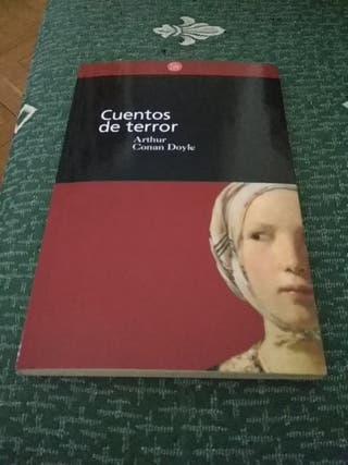 cuentos de terror, Arthur Conan doyle, clásicos