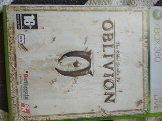 juego xbox 360 Oblivion