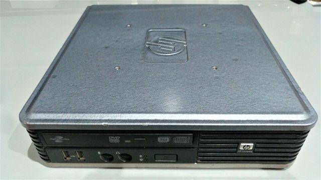 HP Compaq DC7900 CORE 2 Quad Q6600 4 Gb Ram D.duro