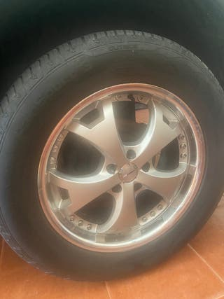Llantas y neumáticos 5x112
