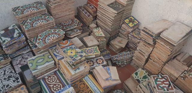 Azulejos antiguos. de segunda mano en San Juan de ...