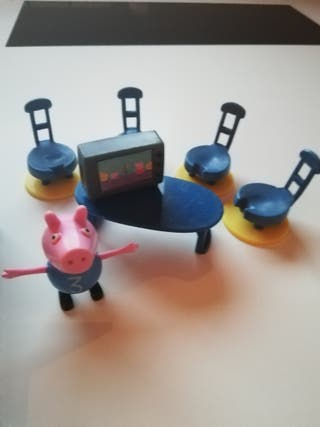 Peppa Pig y Ben & Holly