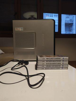 PC de mesa (torre) con gráfica dedicada