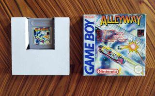 Alleway Gameboy con caja PAL