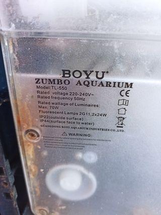 Acuario marino Boyu TL 550
