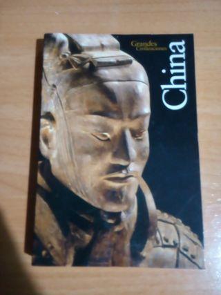 China, libro