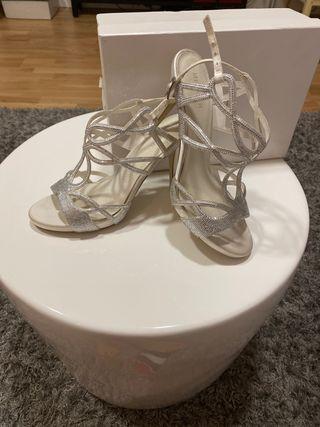 Zapatos Membur novia