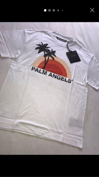 Mens palm angles t shirt