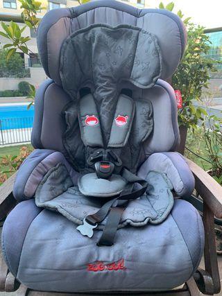 Silla para coche bebé Zoe Joe grupos 1-2-3