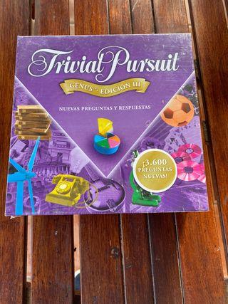 Trivial pursuit sin estrenar