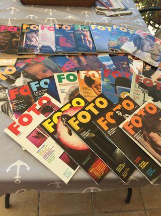 Revista foto profesional coleccion