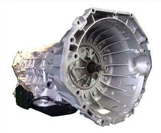 Caja de cambios BMW X5 E53 4X4 5HP24 1058000029
