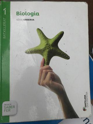 Libro biología