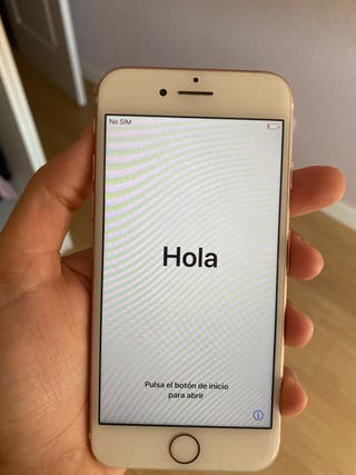 IPhone 7 32gb sin cargador