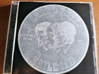 CD Grand Funk Railroad E Pluribus Funk