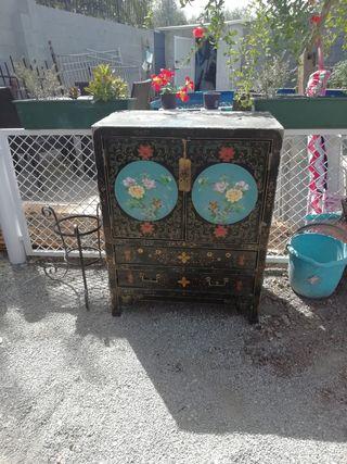 vendo mueble chino restauración