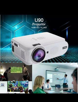 Proyector de vídeo LED Mini