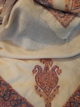 Pañuelo cashmere egipcio