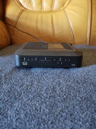 CISCO EPC3925 Cable módem router con wifi