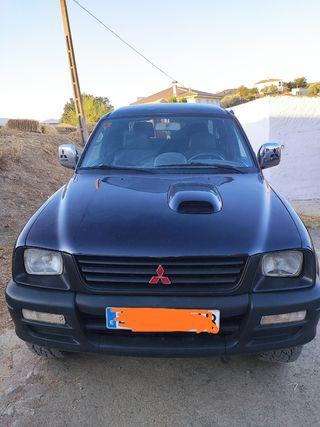Mitsubishi L 200 1998