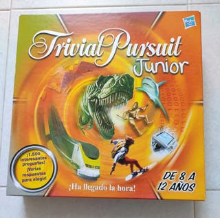 Trivial Pursuit junior (Hasbro)