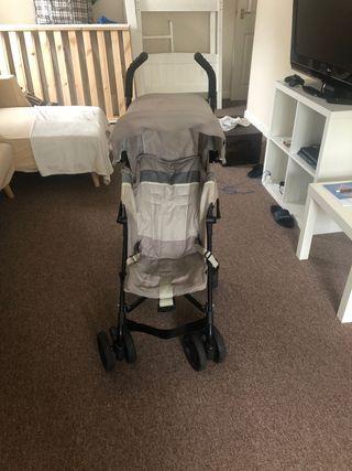 Baby push-chair