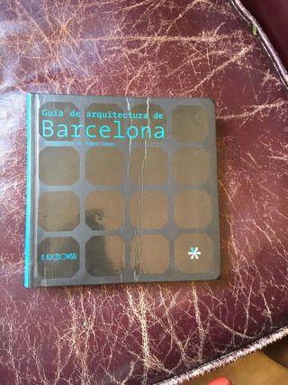Guía arquitectura Barcelona