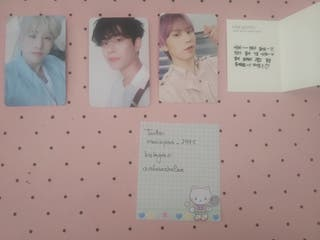 Astro kpop photocard/pc