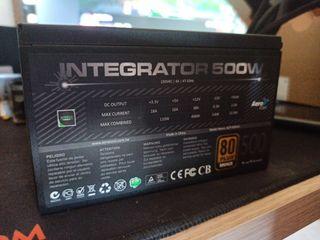 Fuente de alimentación Integrator 500w