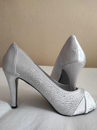Zapatos mujer ceremonia y fiesta