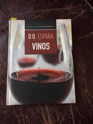 Vinos denominación de origen España
