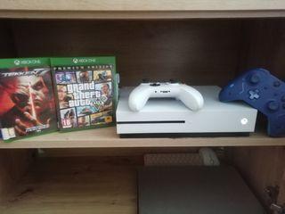 Xbox one s white 1tb