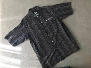 Camisa a cuadros Wrüng talla S